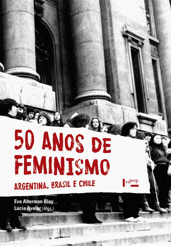 Capa de 50 Anos de Feminismo