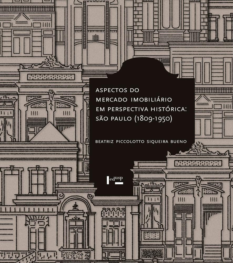 Capa de Aspectos do Mercado Imobiliário em Perspectiva Histórica