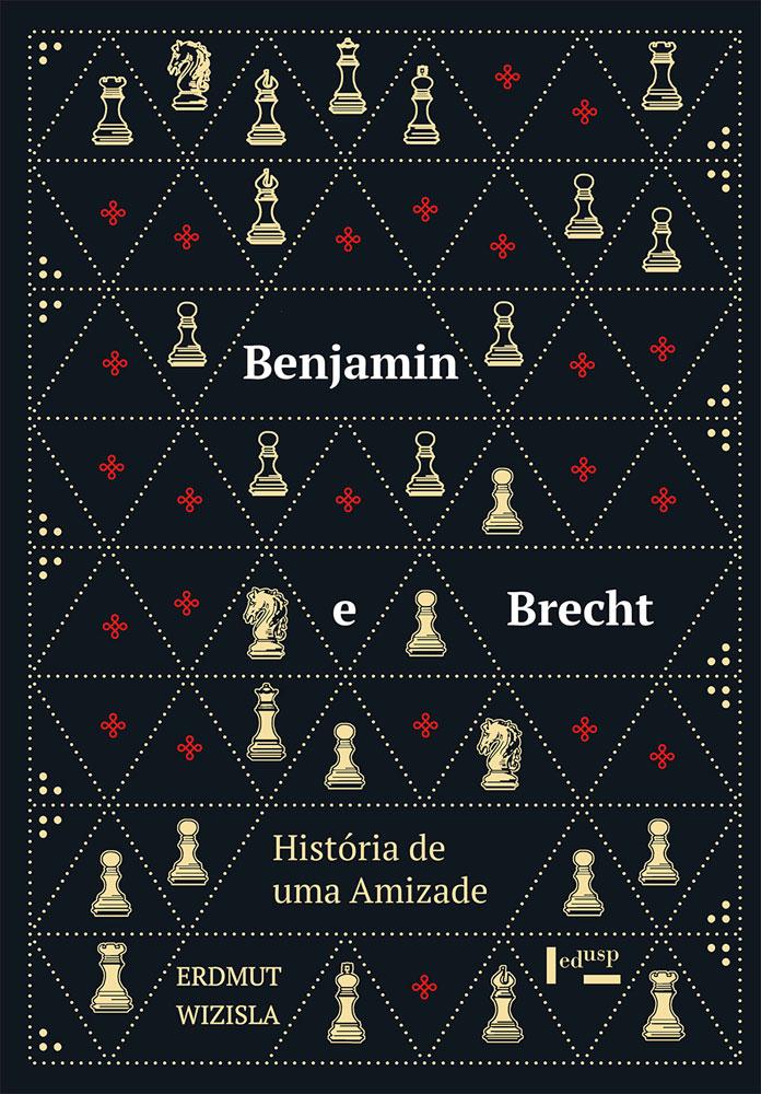 Capa de Benjamin e Brecht