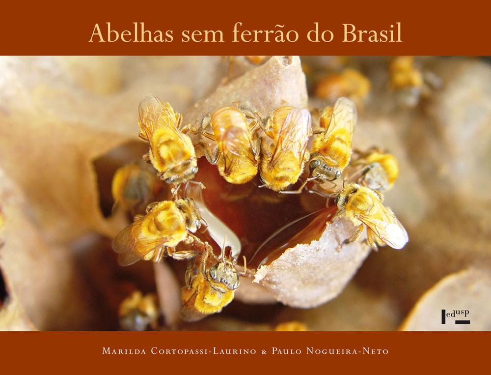 Capa de Abelhas sem Ferrão do Brasil