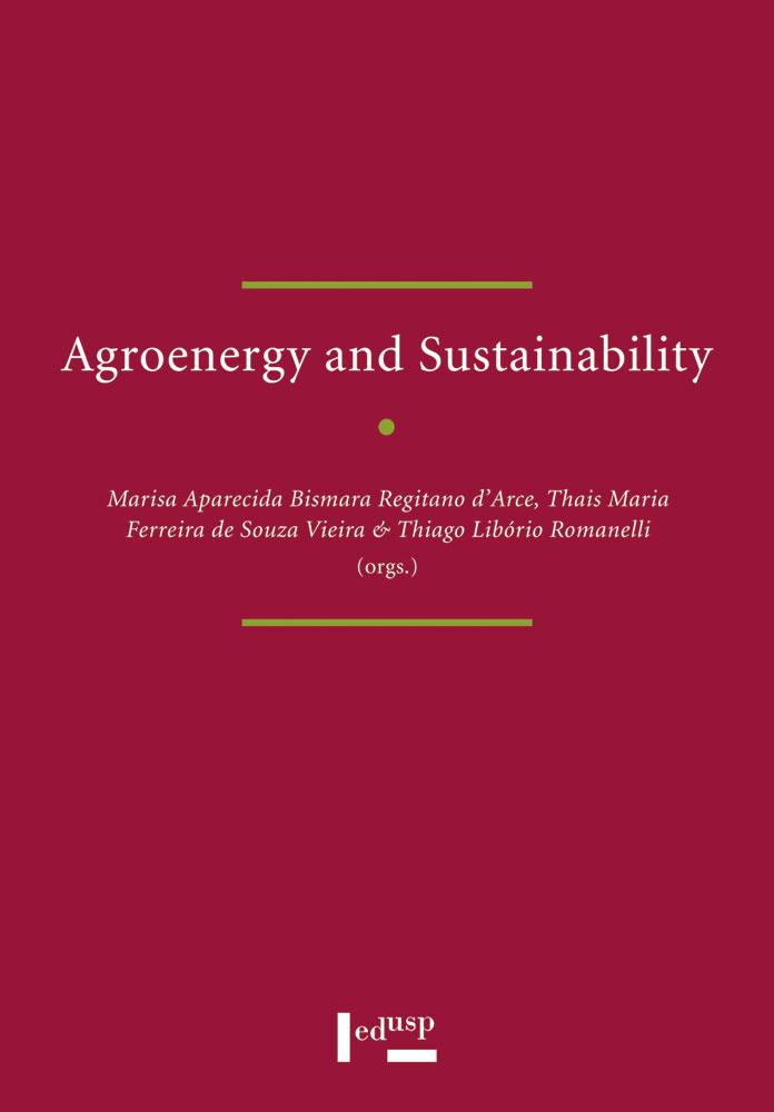 Capa de Agroenergy and Sustainability