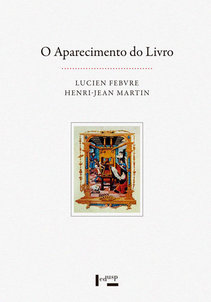 Capa de O Aparecimento do Livro