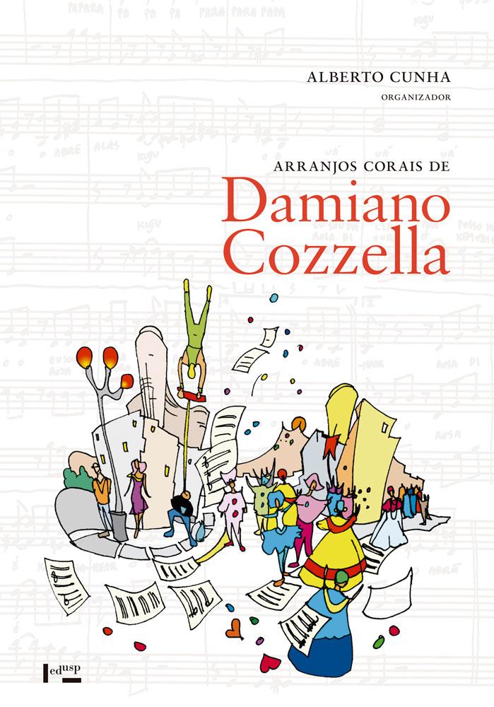 Capa de Arranjos Corais de Damiano Cozzella