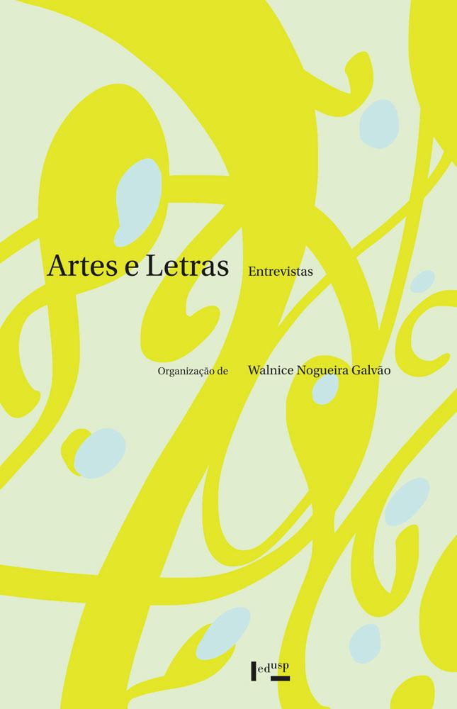 Capa de Artes e Letras