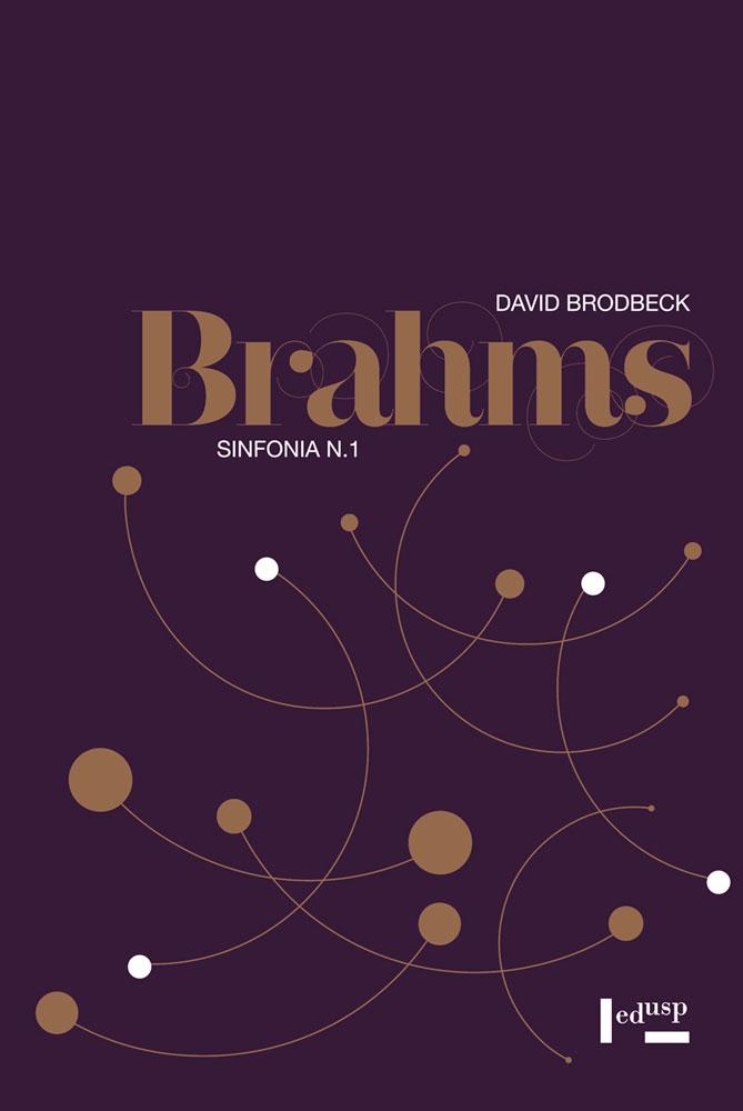 Capa de Brahms: Sinfonia n.1