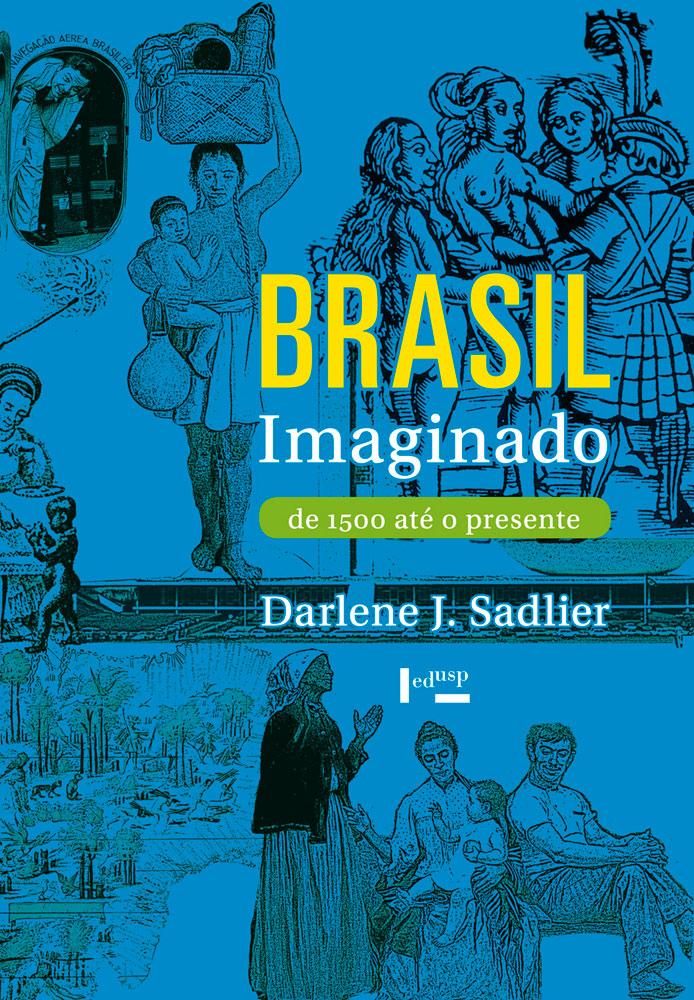 Capa de Brasil Imaginado