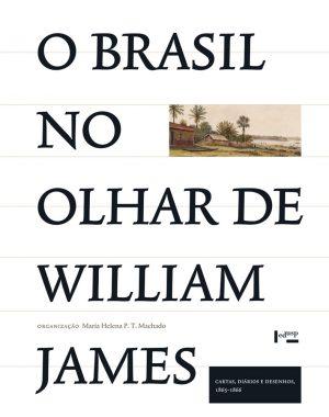Capa de O Brasil no Olhar de William James