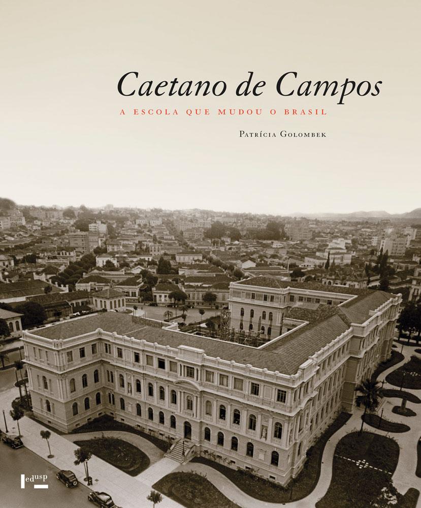 Capa de Caetano de Campos