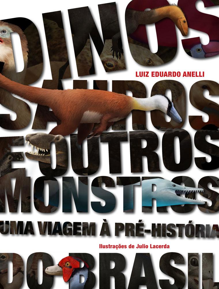 Capa de Dinossauros e Outros Monstros