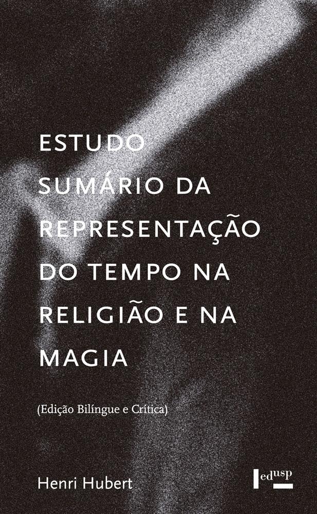 Capa de Estudo Sumário da Representação do Tempo na Religião e na Magia