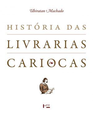 Capa de História das Livrarias Cariocas
