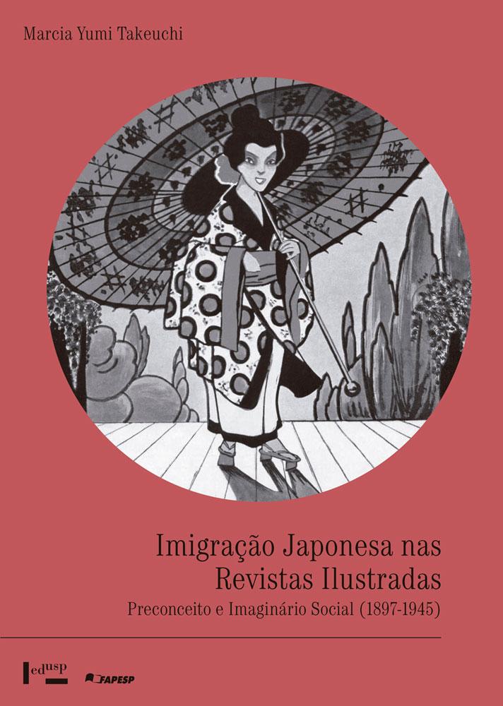 Capa de Imigração Japonesa nas Revistas Ilustradas