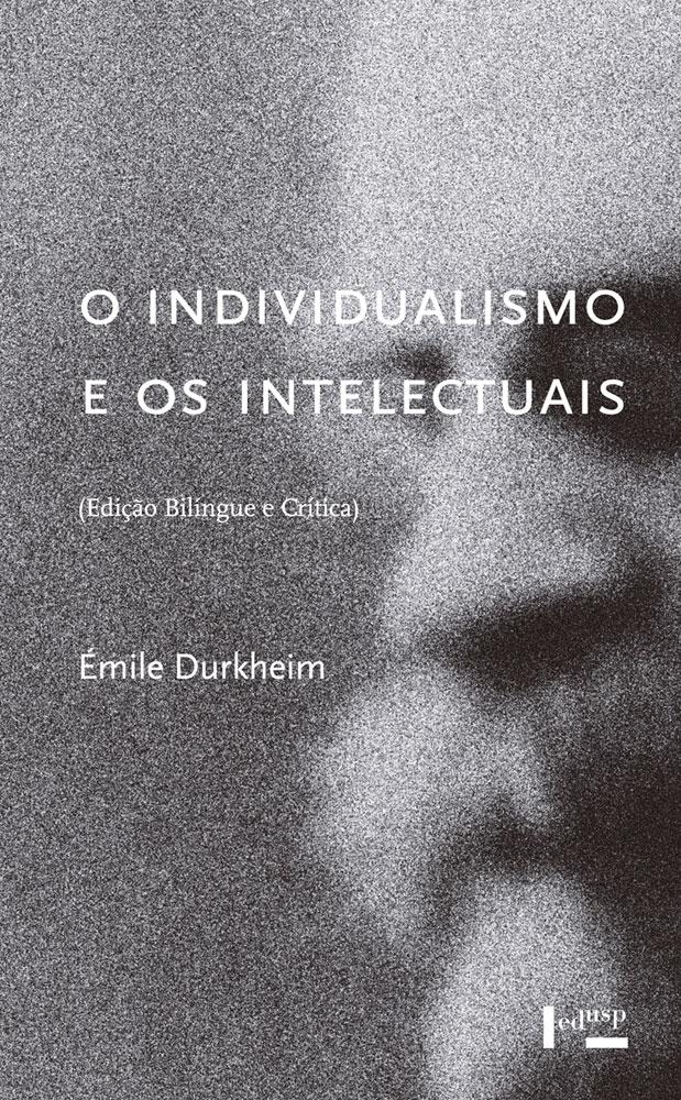 Capa de O Individualismo e os Intelectuais