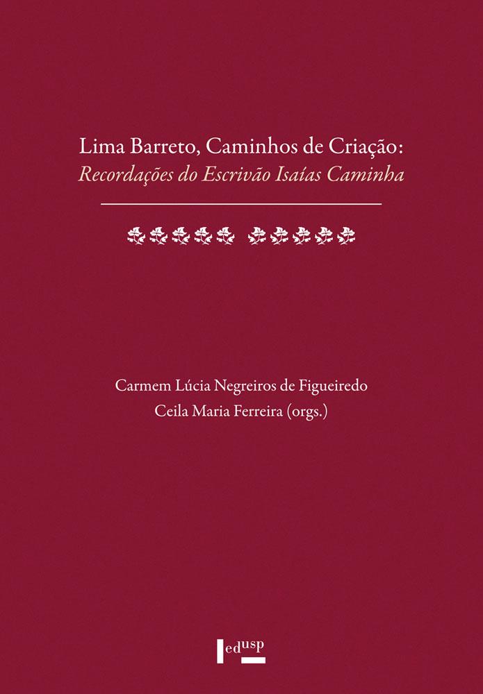 Capa de Lima Barreto, Caminhos de Criação