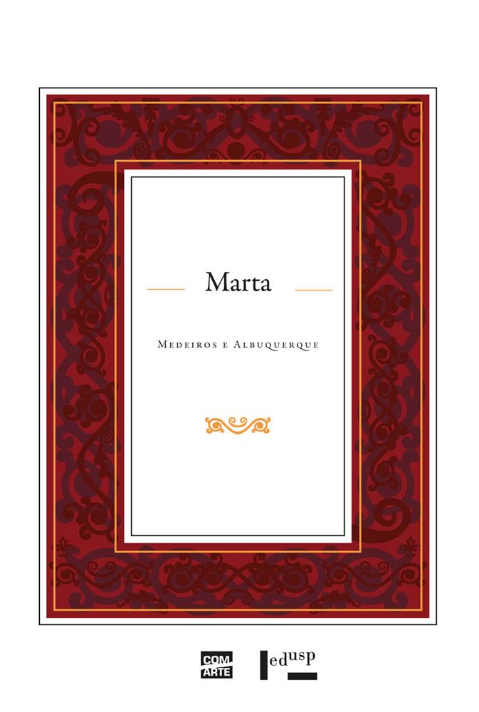 Capa de Marta