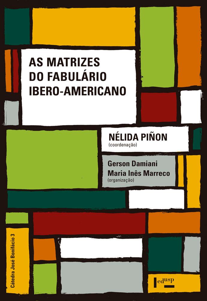 Capa de Matrizes do Fabulário Ibero-americano
