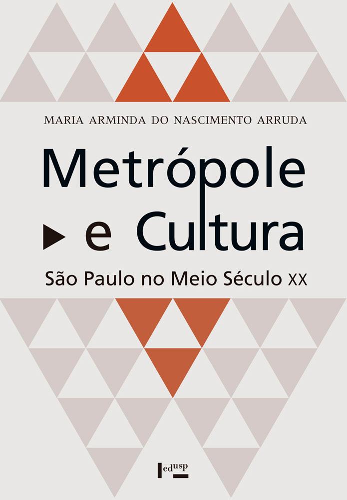 Capa de Metrópole e Cultura