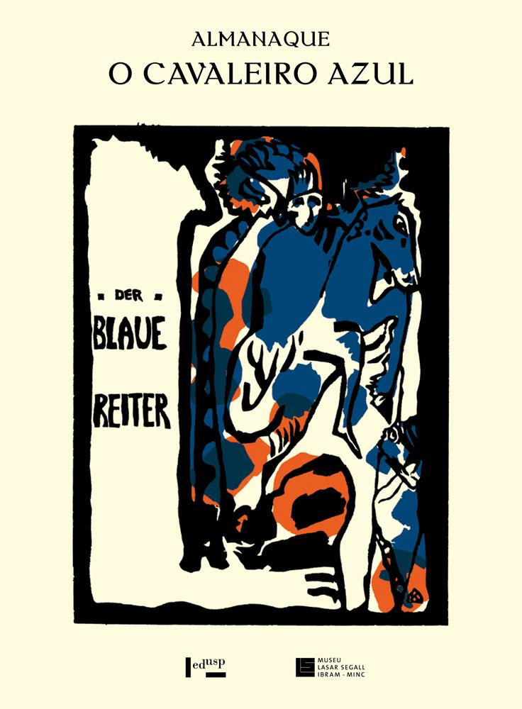 Capa de Almanaque O Cavaleiro Azul (Der Blaue Reiter)