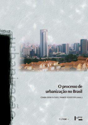 Capa de O Processo de Urbanização no Brasil