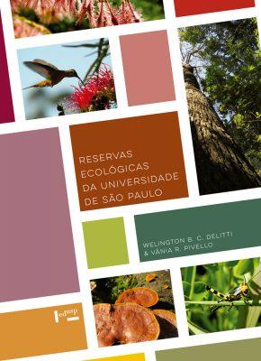 Capa de Reservas Ecológicas da Universidade de São Paulo