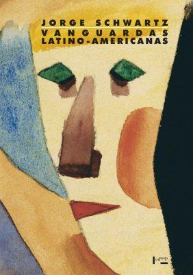 Capa de Vanguardas Latino-Americanas