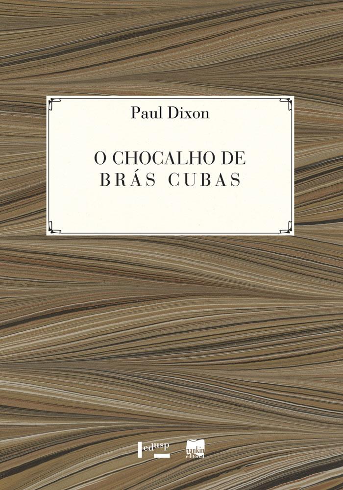 Capa de O Chocalho de Brás Cubas