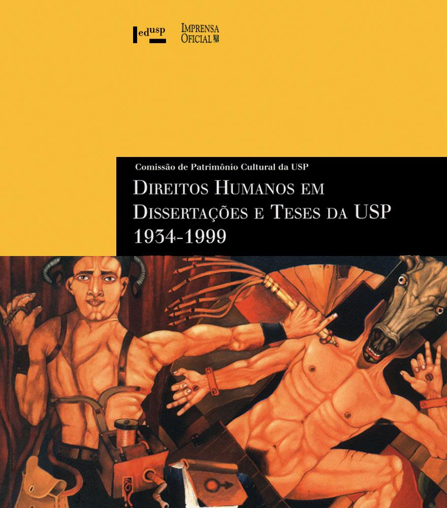 Capa de Direitos Humanos em Dissertações e Teses da USP