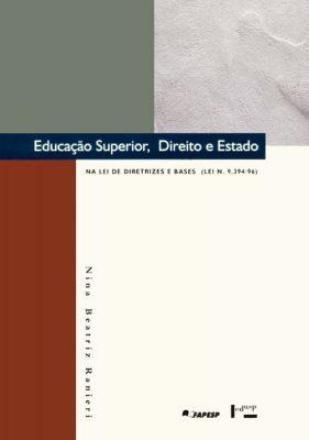 Educação Superior, Direito e Estado