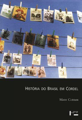 Capa de História do Brasil em Cordel