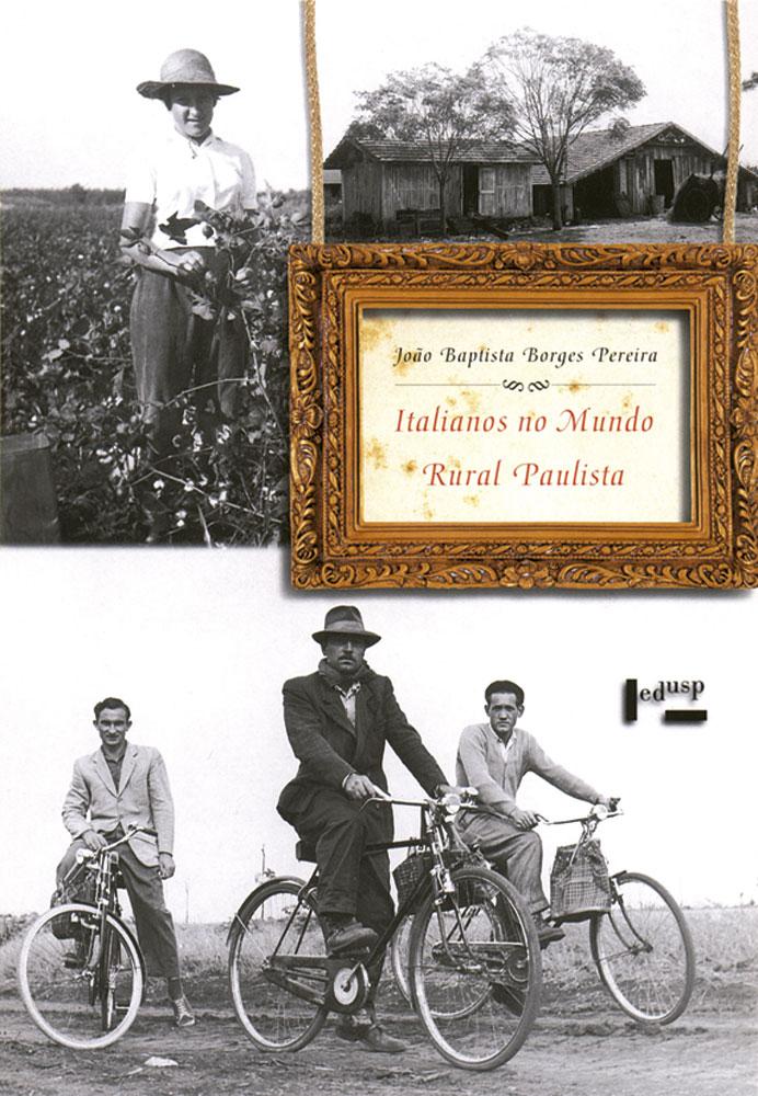 Capa de Italianos no Mundo Rural Paulista