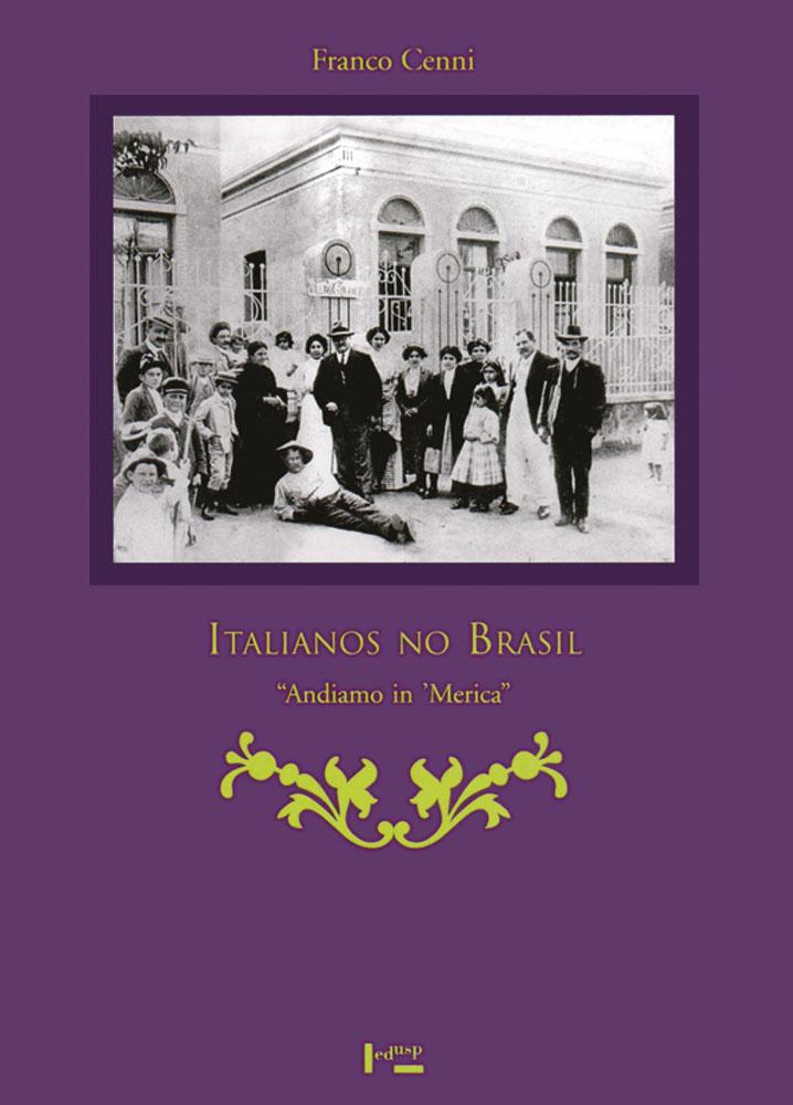 Capa de Italianos no Brasil