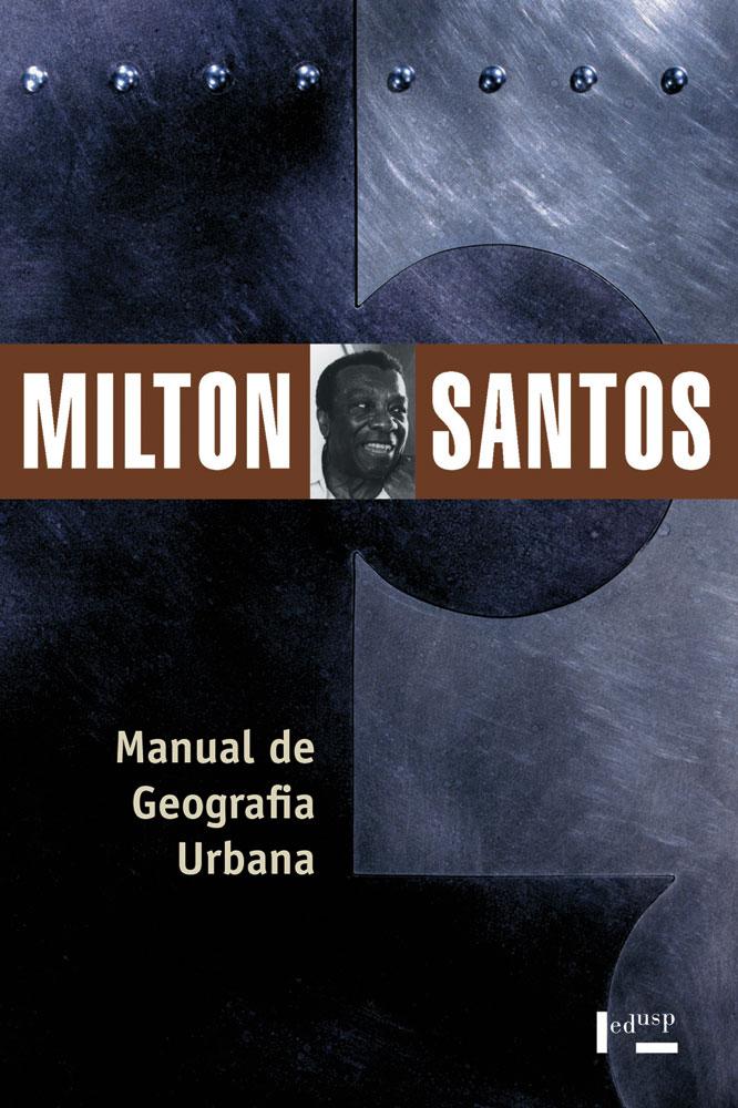 Capa de Manual de Geografia Urbana