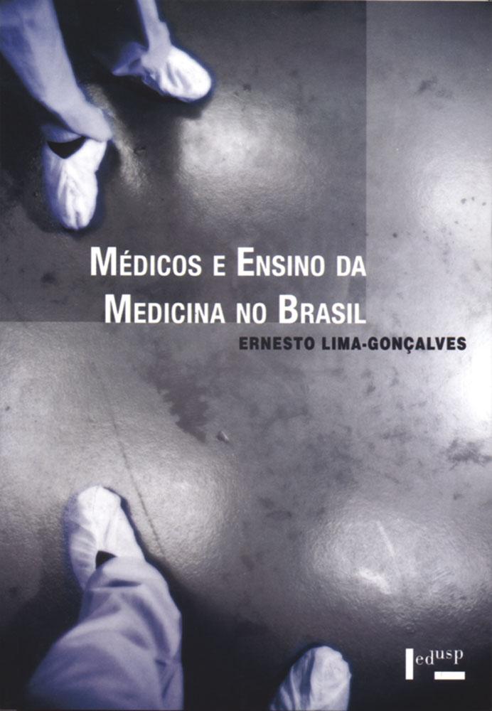 Capa de Médicos e Ensino da Medicina no Brasil