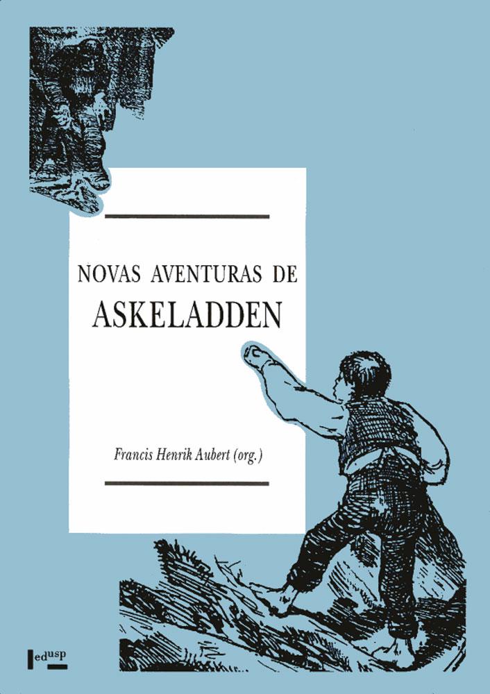 Capa de Novas Aventuras de Askeladden