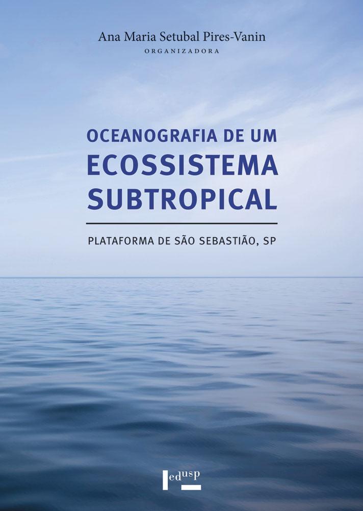 Capa de Oceanografia de um Ecossistema Subtropical