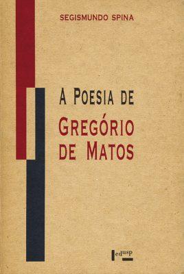 A Poesia de Gregório de Matos