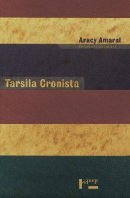 Capa de Tarsila Cronista
