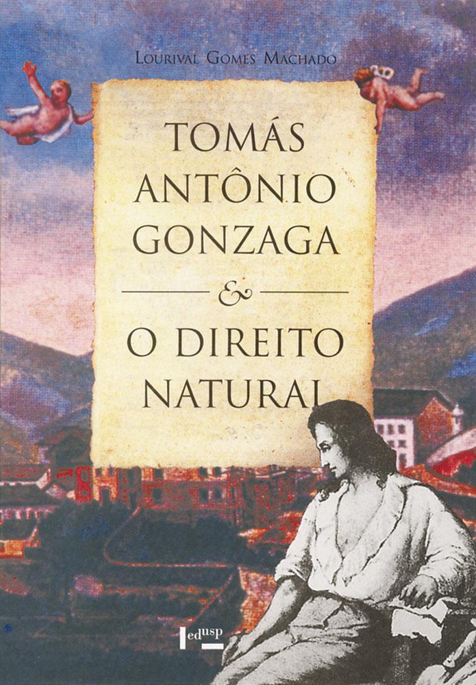 Capa de Tomás Antônio Gonzaga & o Direito Natural