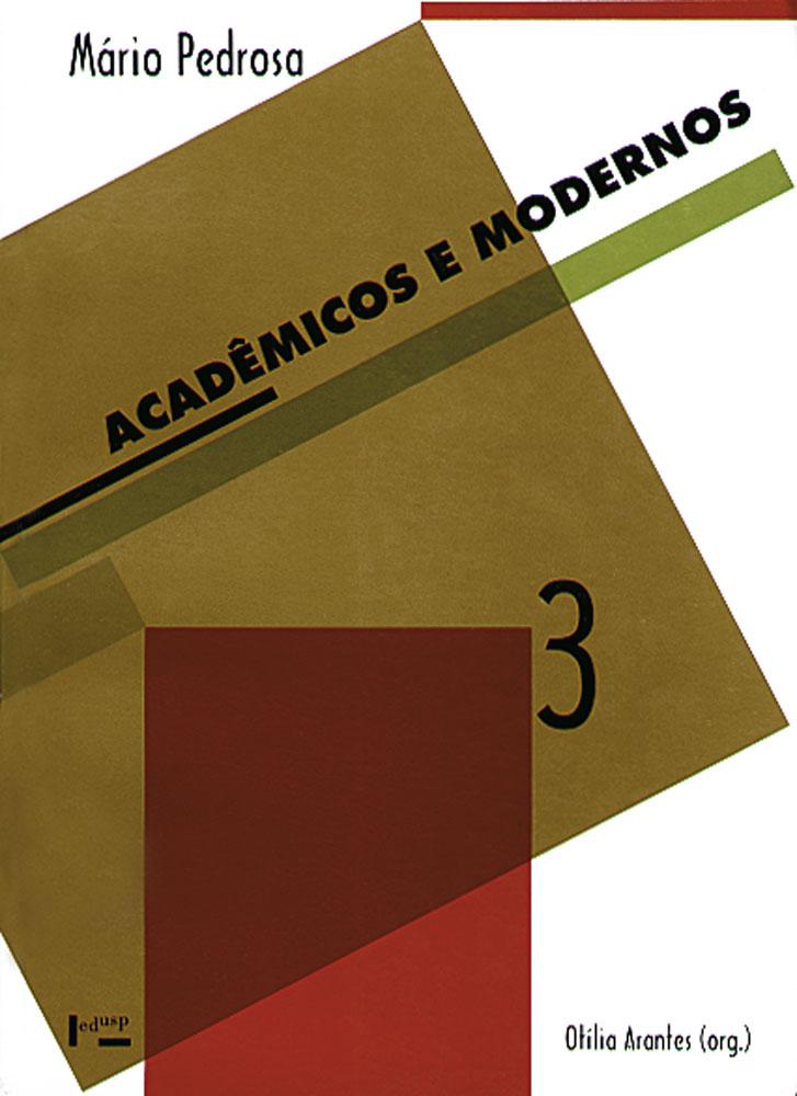 Capa de Acadêmicos e Modernos