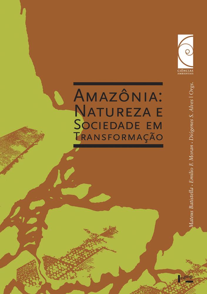 Capa de Amazônia