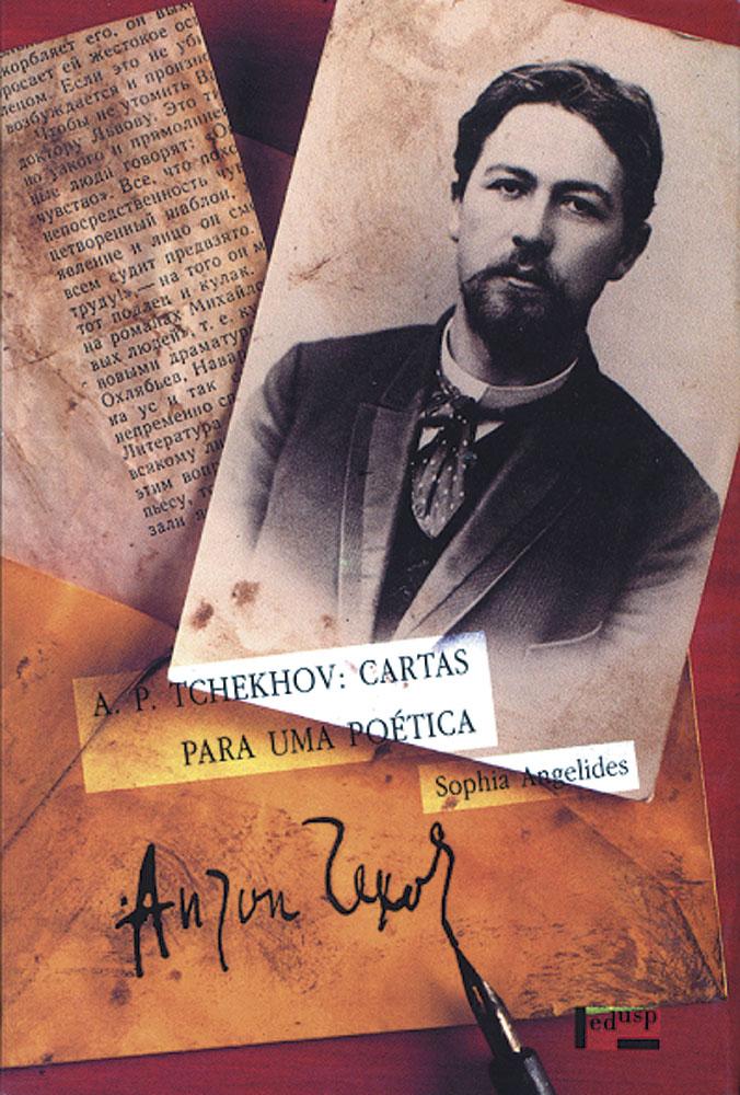 Capa de A. P. Tchékhov: Cartas para uma Poética