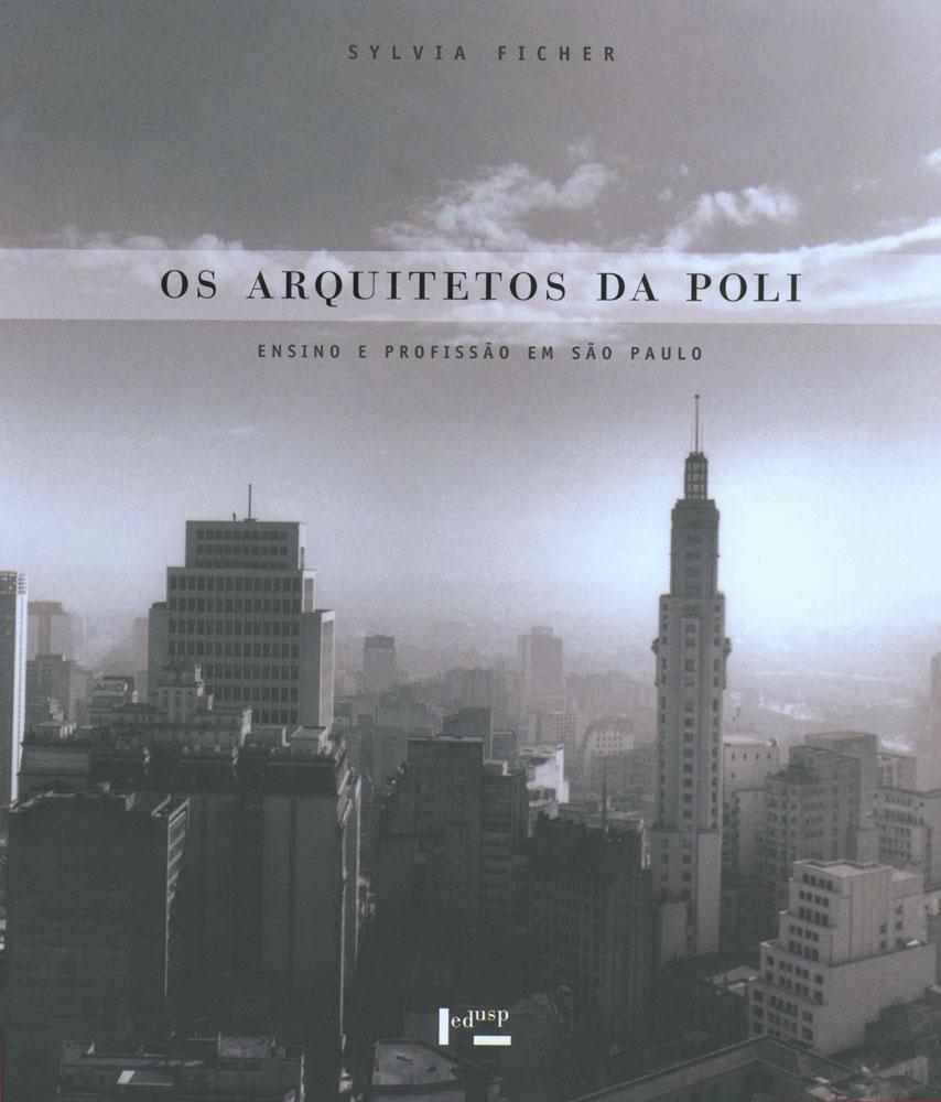 Capa de Os Arquitetos da Poli