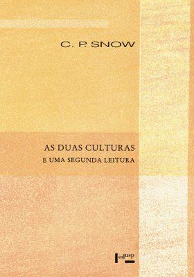 Capa de As Duas Culturas e uma Segunda Leitura