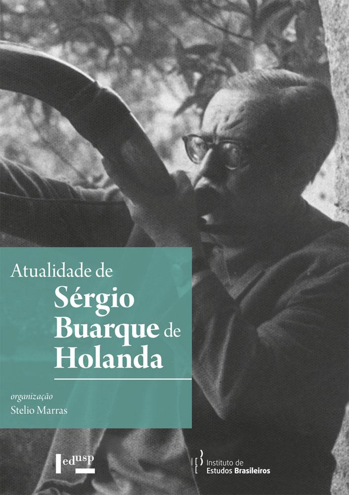 Capa de Atualidade de Sérgio Buarque de Holanda