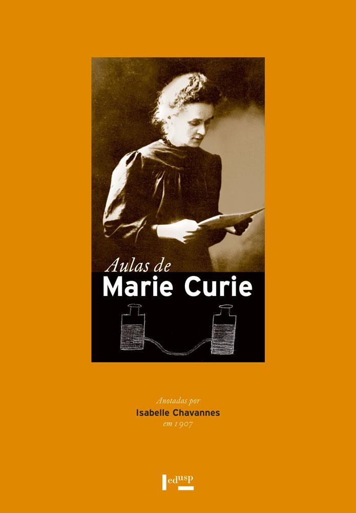 Capa de Aulas de Marie Curie