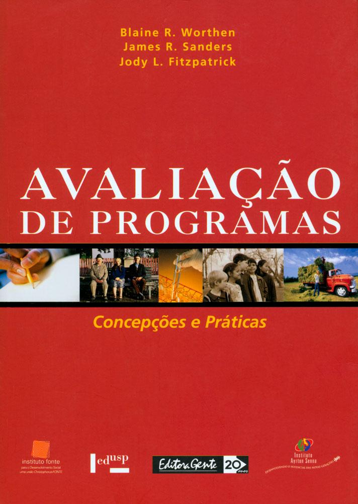 Capa de Avaliação de Programas