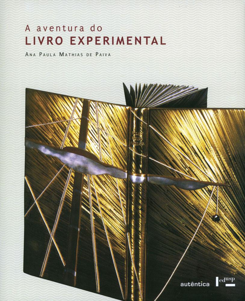 Capa de A Aventura do Livro Experimental