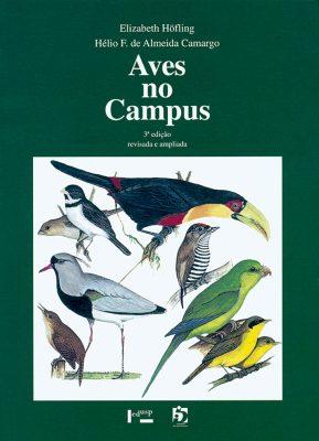 Aves no Campus da Cidade Universitária Armando de Salles Oliveira