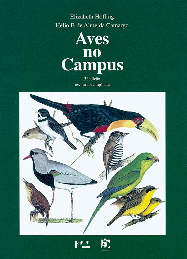 Capa de Aves no Campus da Cidade Universitária Armando de Salles Oliveira
