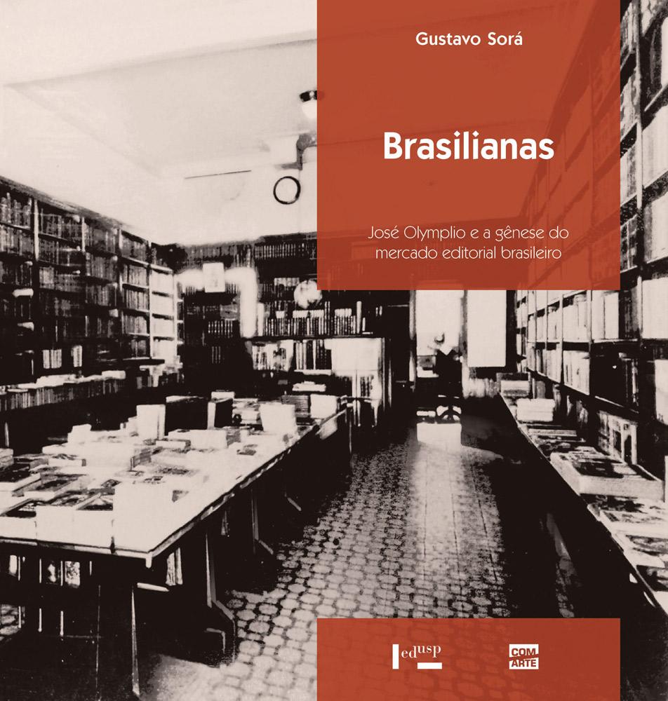 Capa de Brasilianas